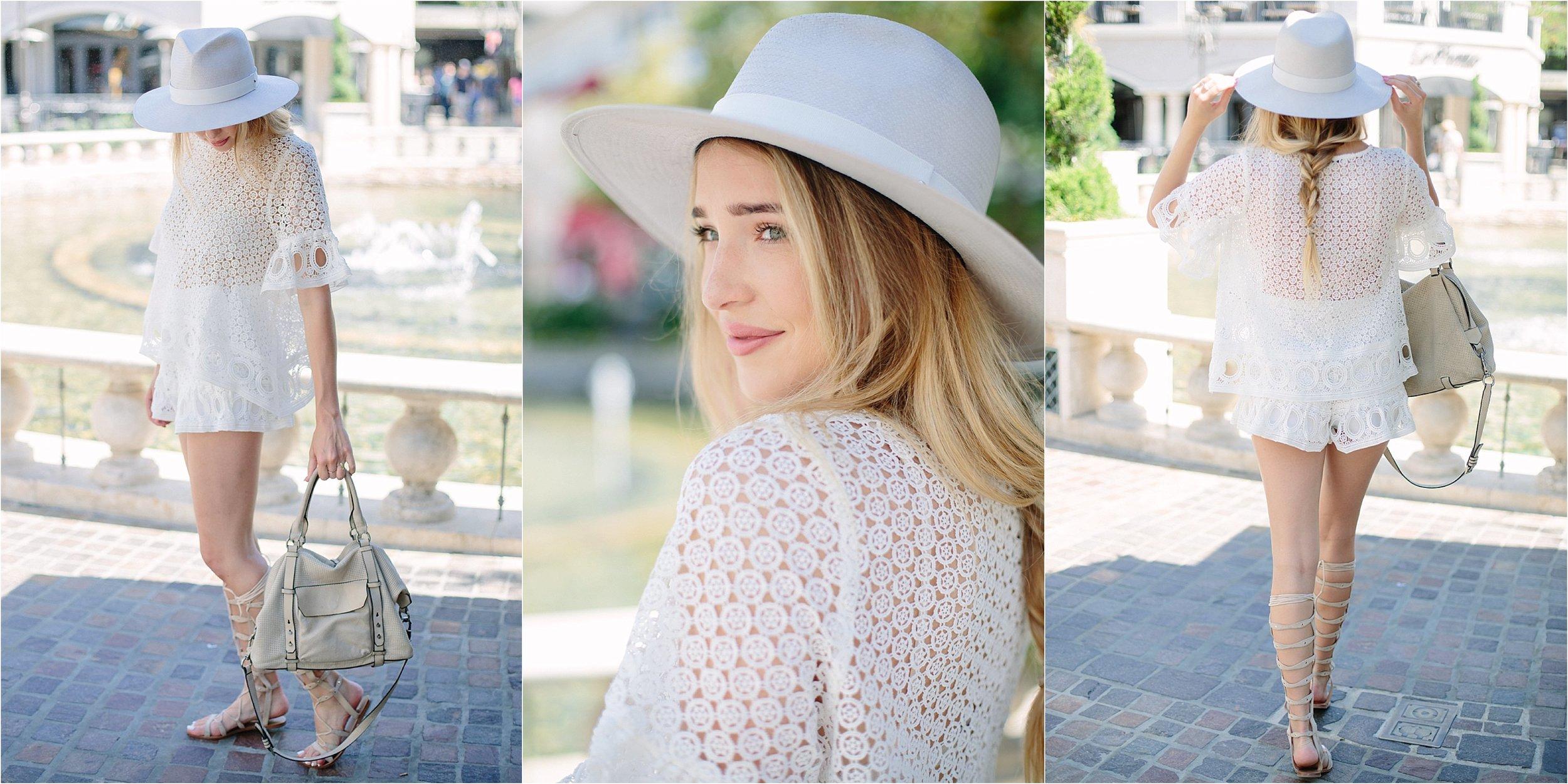 The Grove LA Fashion Shoot