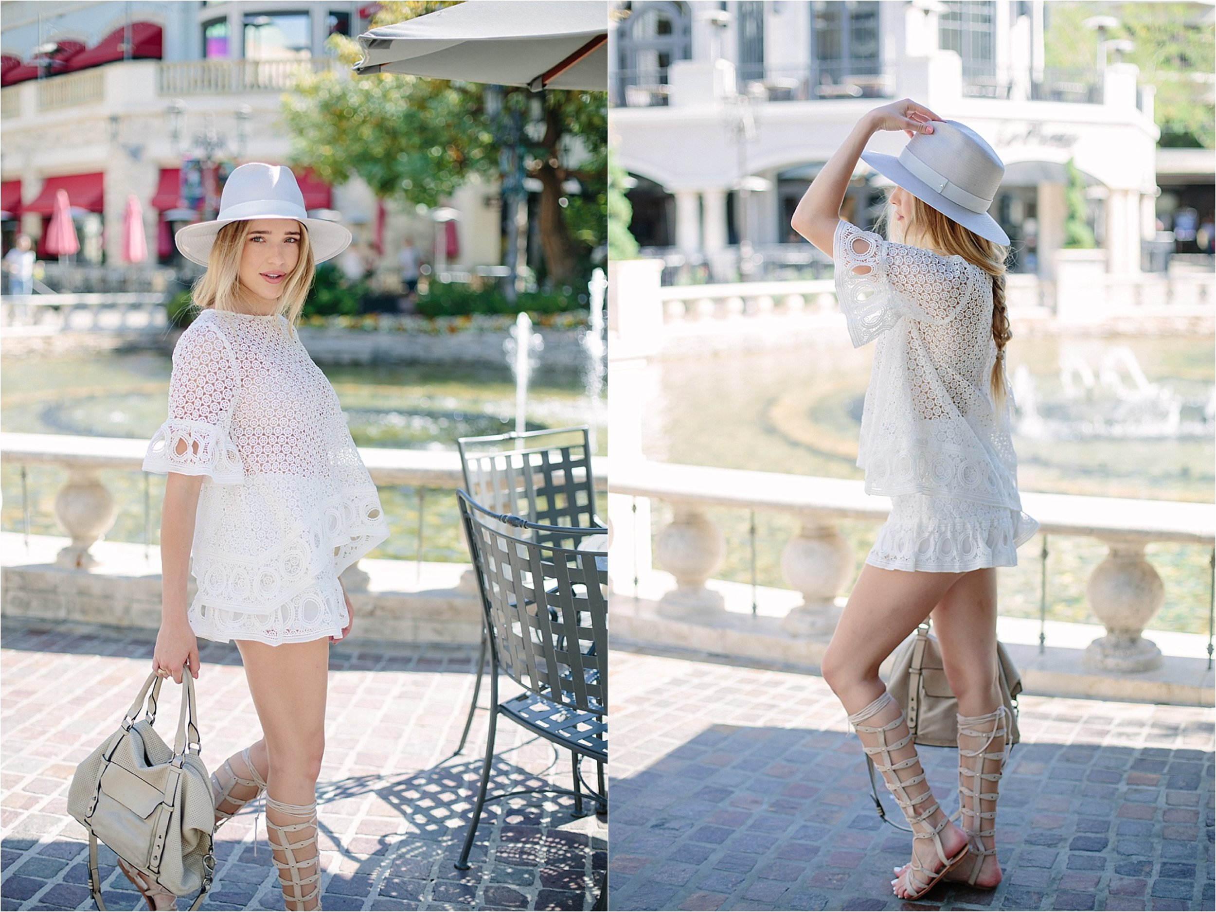Los Angeles Revolve Fashion Photo
