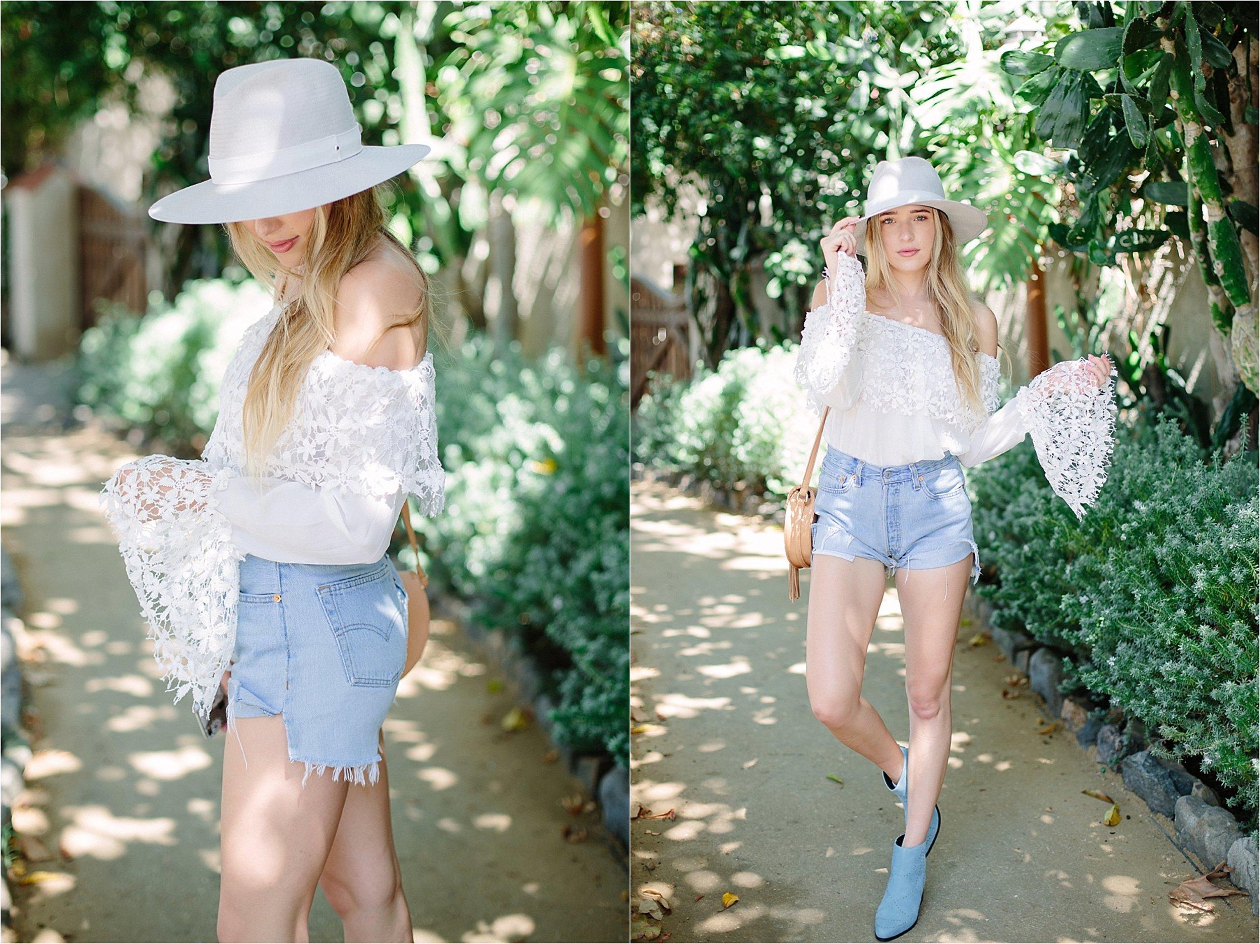 The Grove LA Fashion Photo Shoot