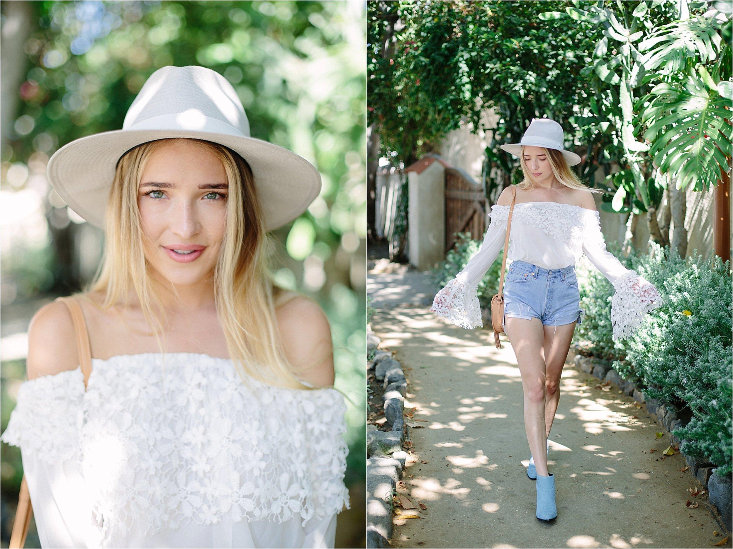 The Grove LA Fashion Photo Featuring Grey City Footwear