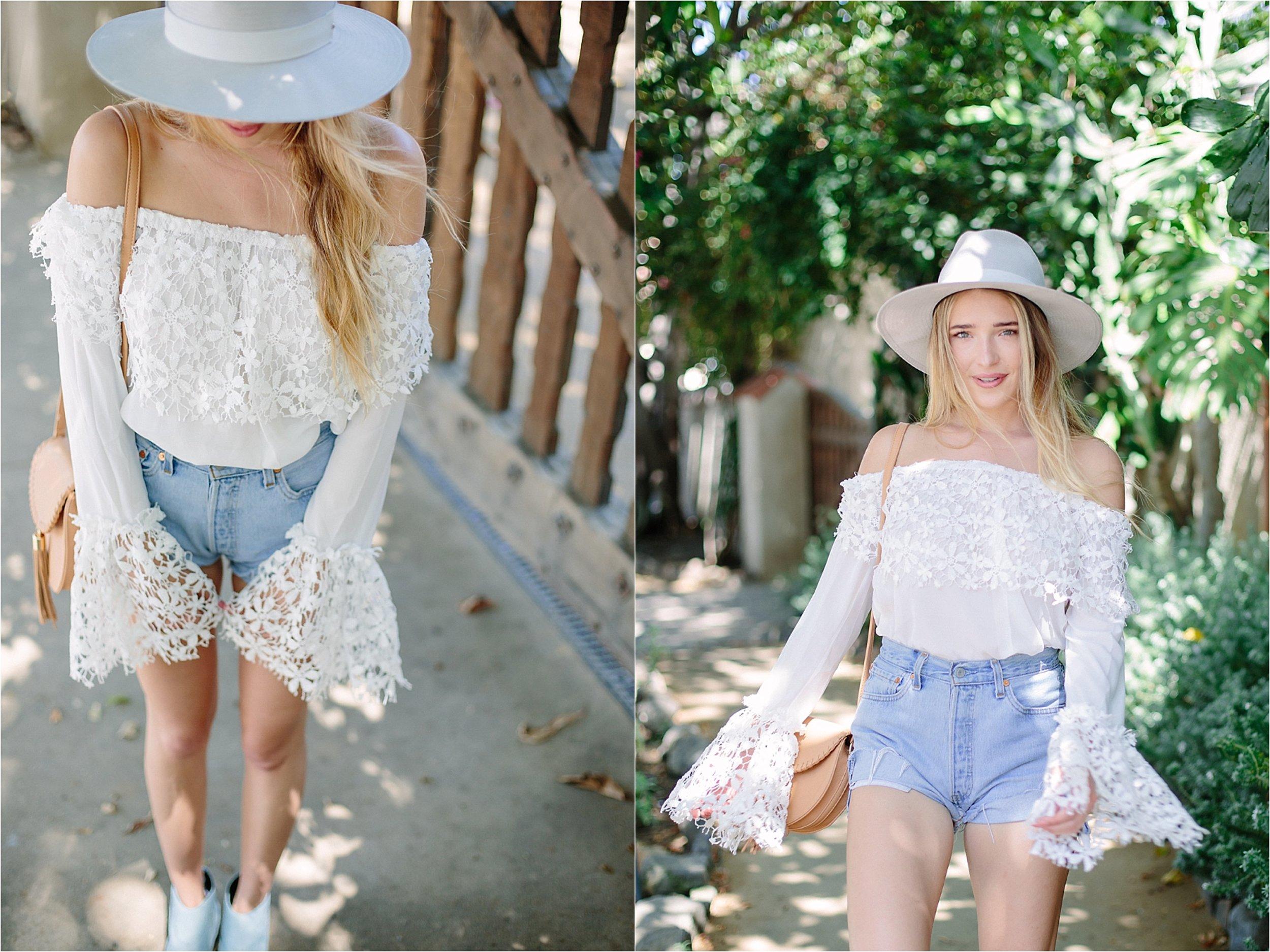 Los Angeles Fashion Kin K Hats Detail Photo