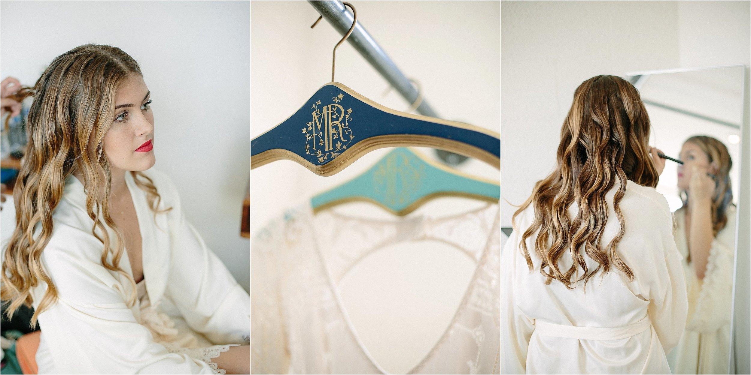 Elysian LA Bridal Suite Detail Photo