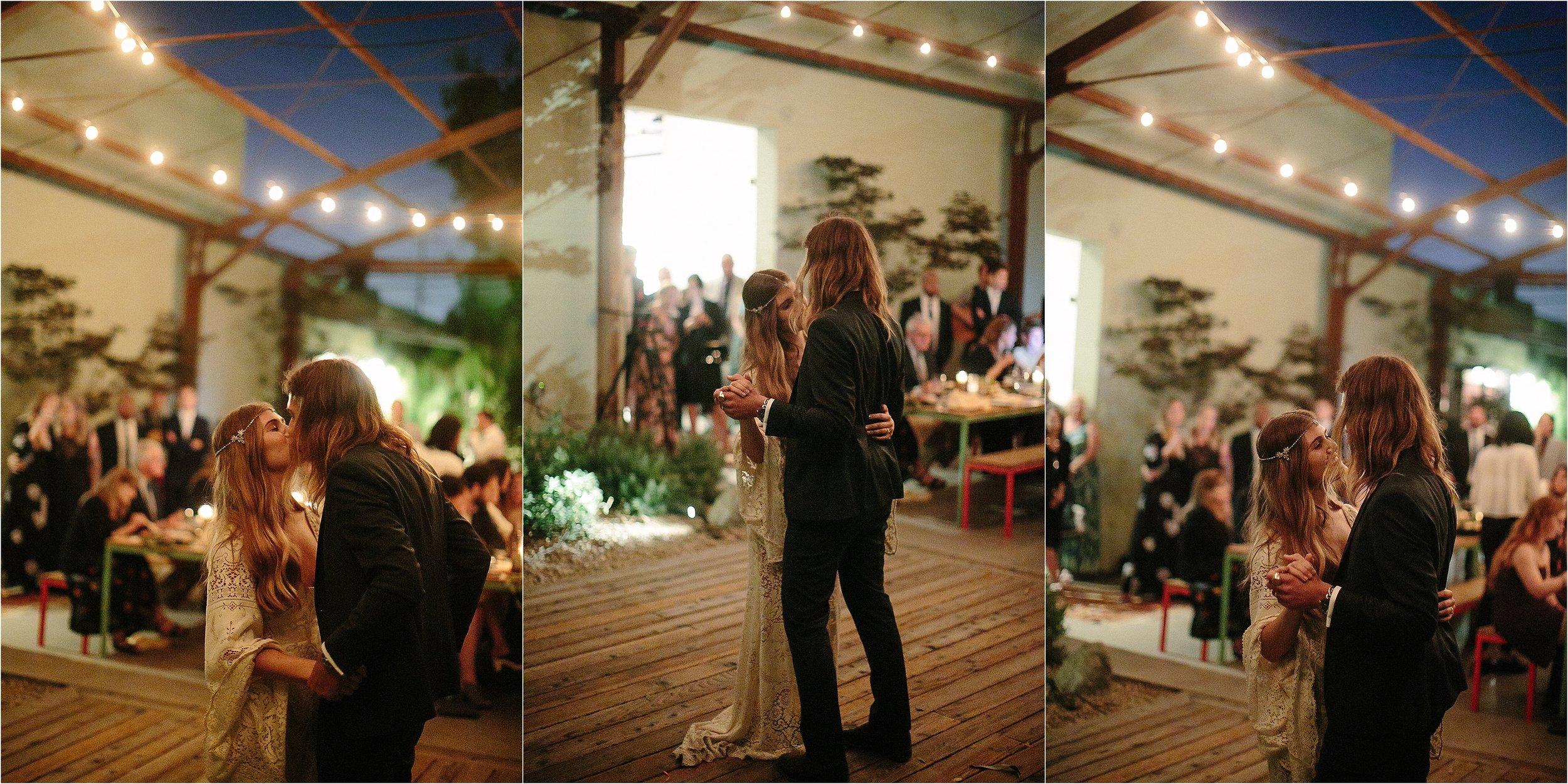 Romantic First Dance Photo