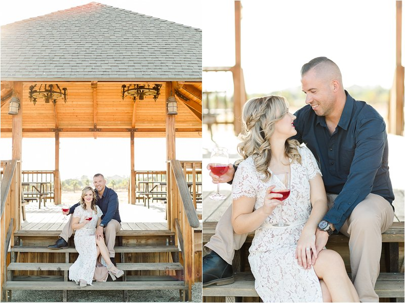 Agua Dulce Winery - Engagement Photos - Tiffany J Photography_0011.jpg