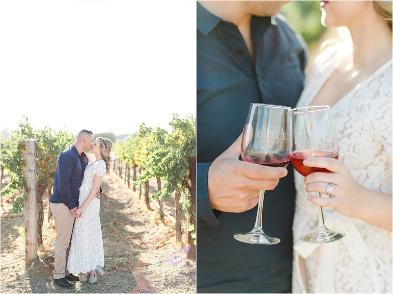 Agua Dulce Winery - Engagement Photos - Tiffany J Photography_0016.jpg