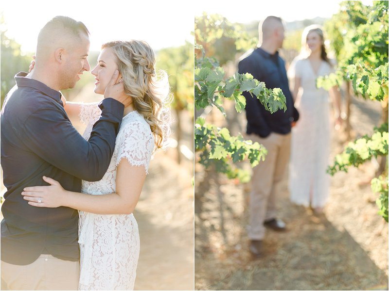 Agua Dulce Winery - Engagement Photos - Tiffany J Photography_0023.jpg