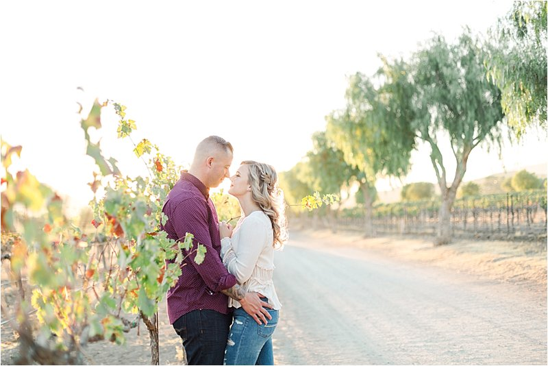 Agua Dulce Winery - Engagement Photos - Tiffany J Photography_0027.jpg