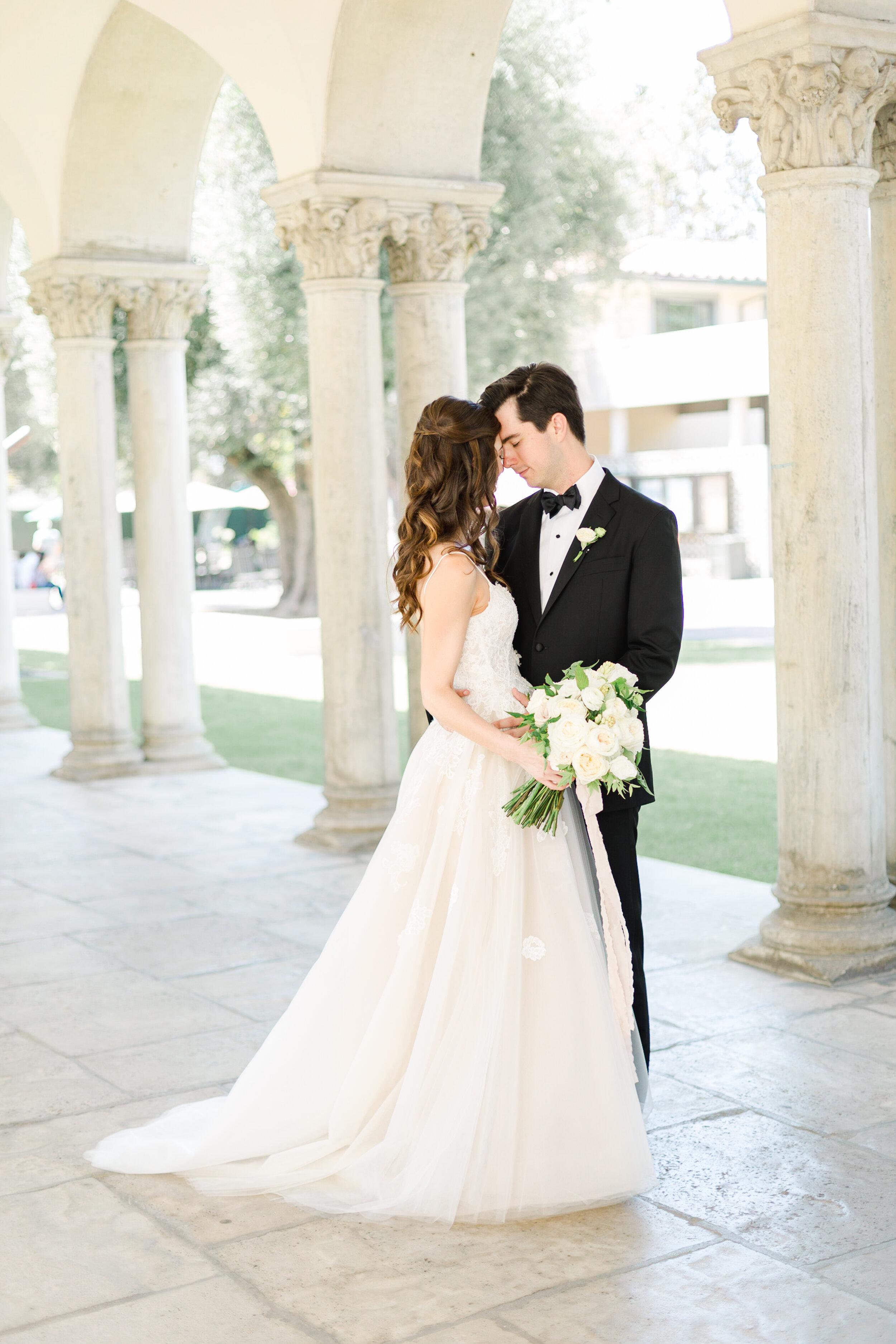 Elegant Black Tie Wedding
