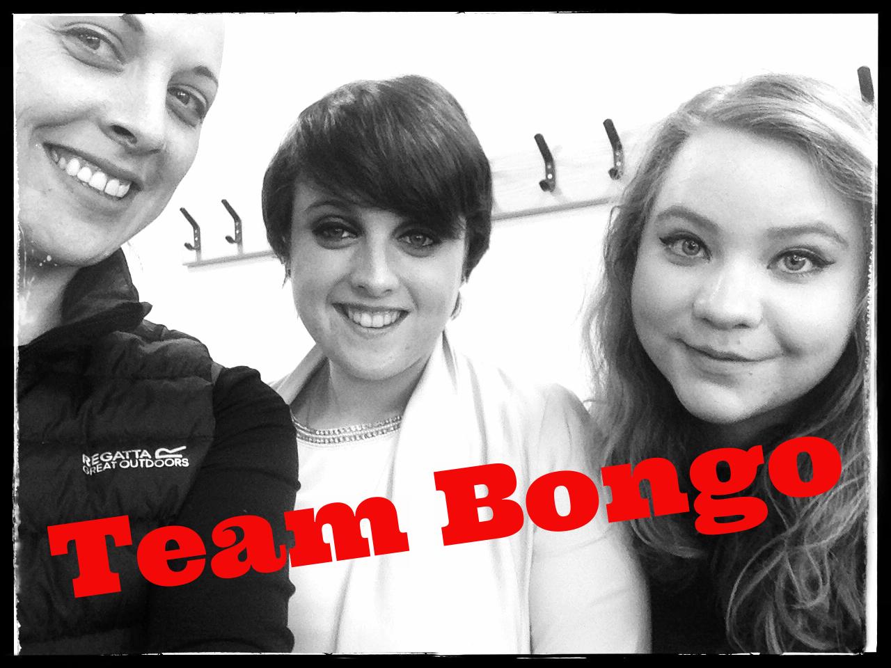 Team Bongo Hard At Work
