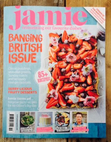 Jamies Magazine Bongo's rock & Roll Pickles