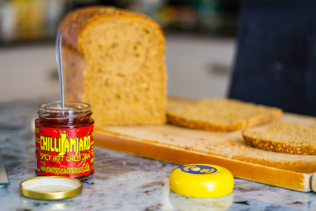 Bongo's Rock & Roll chilli Pickle ChilliJAMjaro Chilli Jam