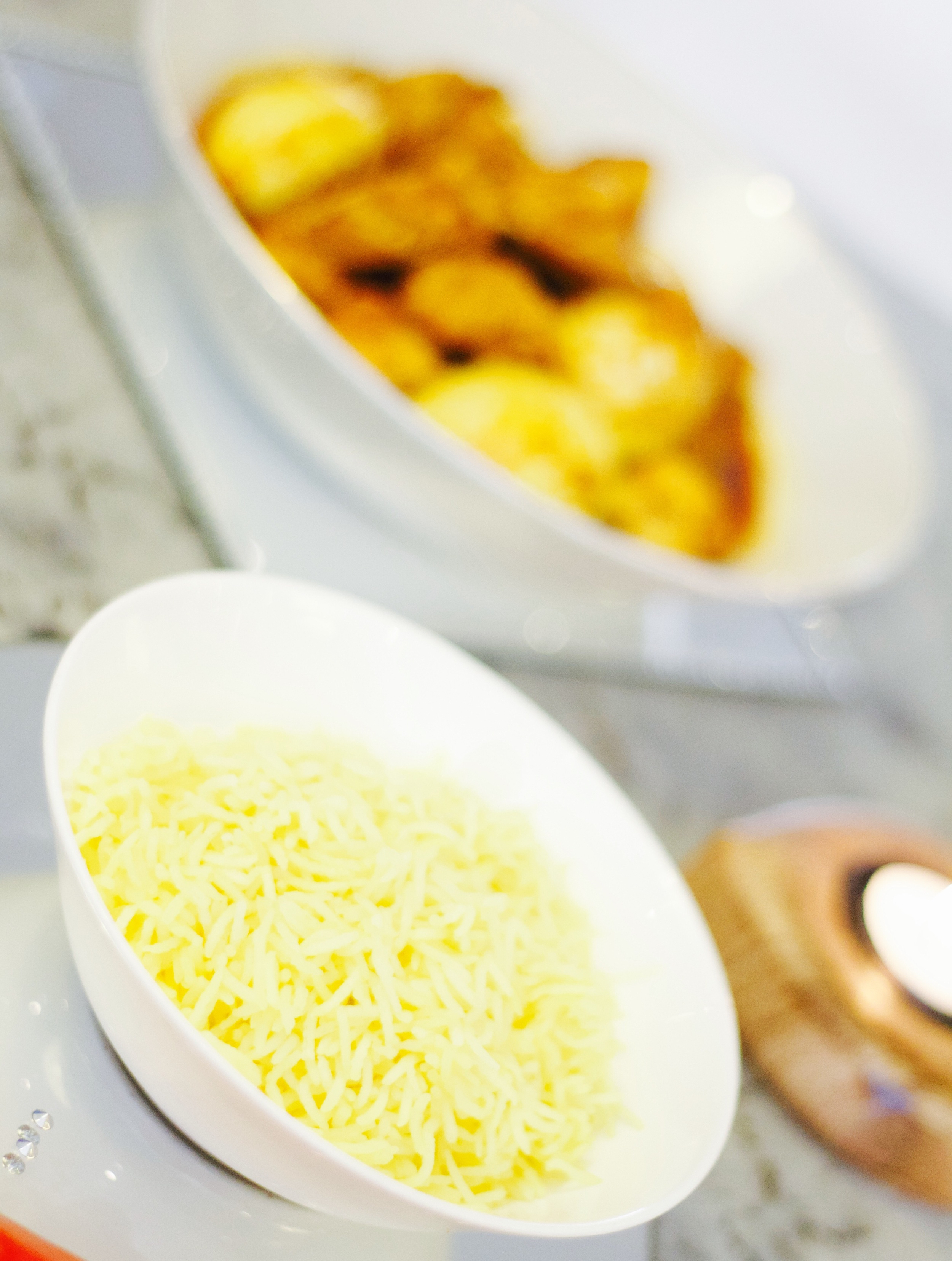 We served ours with some Of Bongo's saffron, cardamom and clove basmati rice