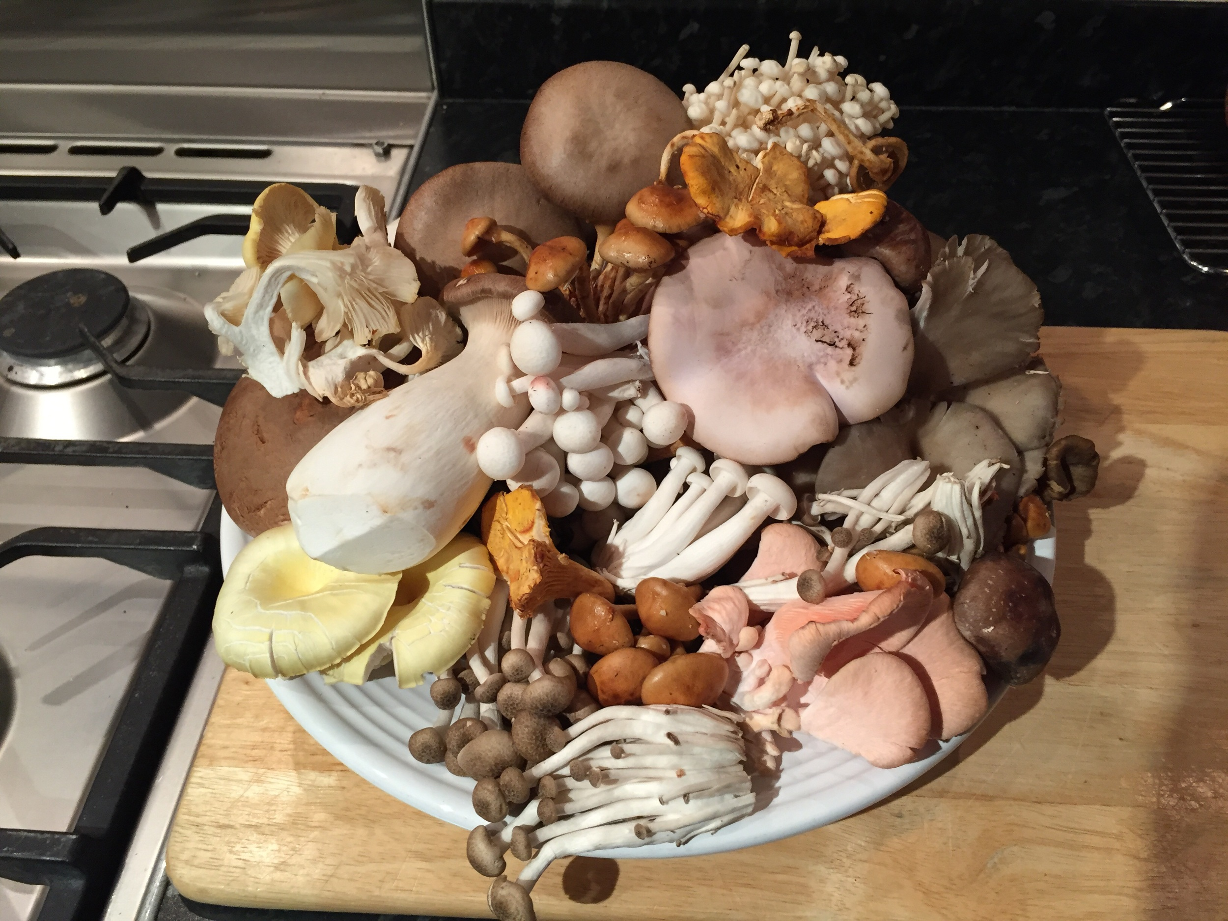 Smithy's Exotic Mushrooms