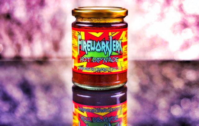 Firework Jerk - Bongo's Rock & Roll Chilli Pickles