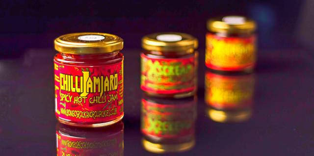 ChilliAMjaro - Bongo's Rock & Roll Chilli Pickles