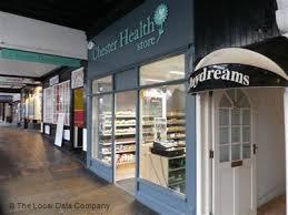 The Chester Heath Store, Bridge Street Rows, Chester