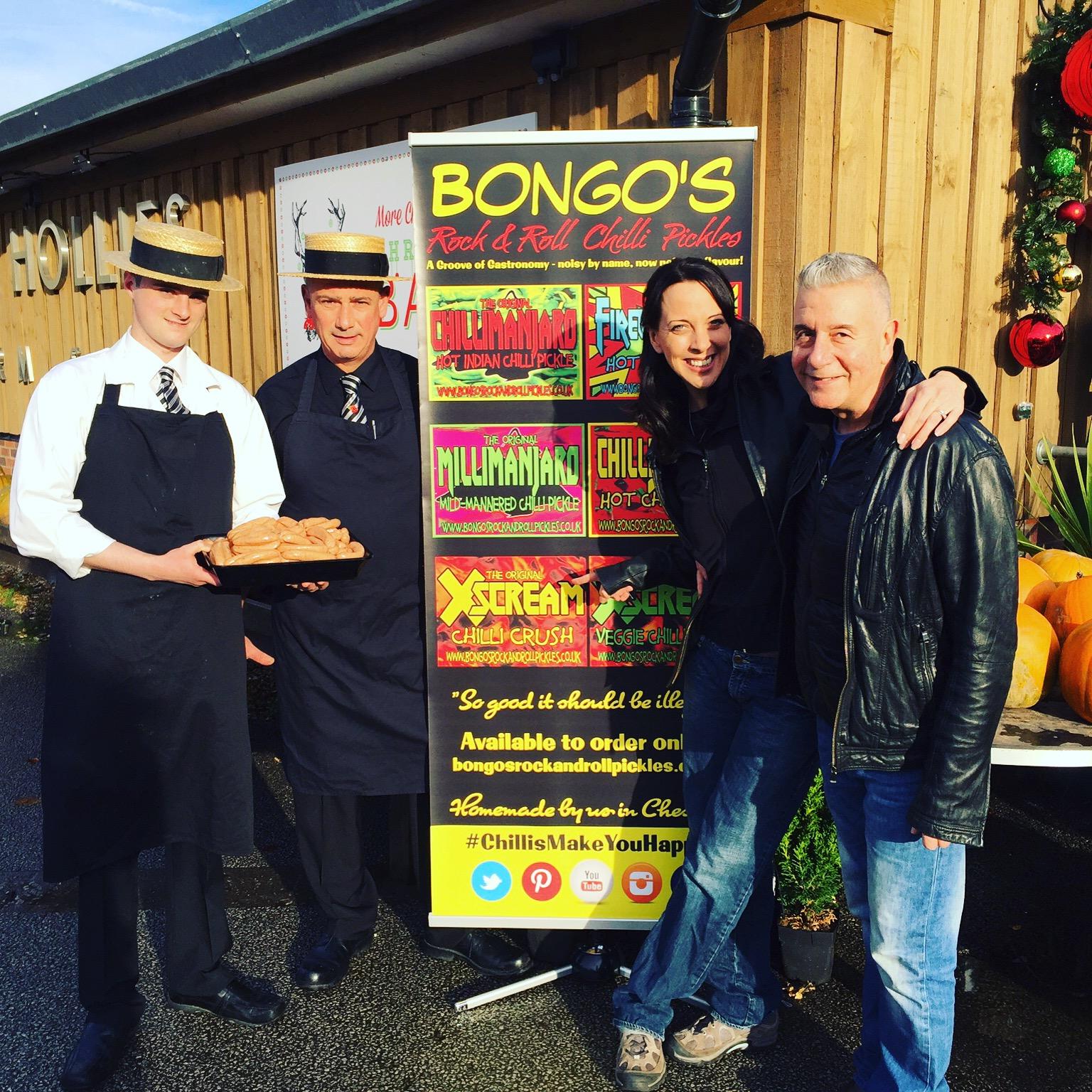 Bongos Rock & Roll Pickles The Hollies Farm Shops