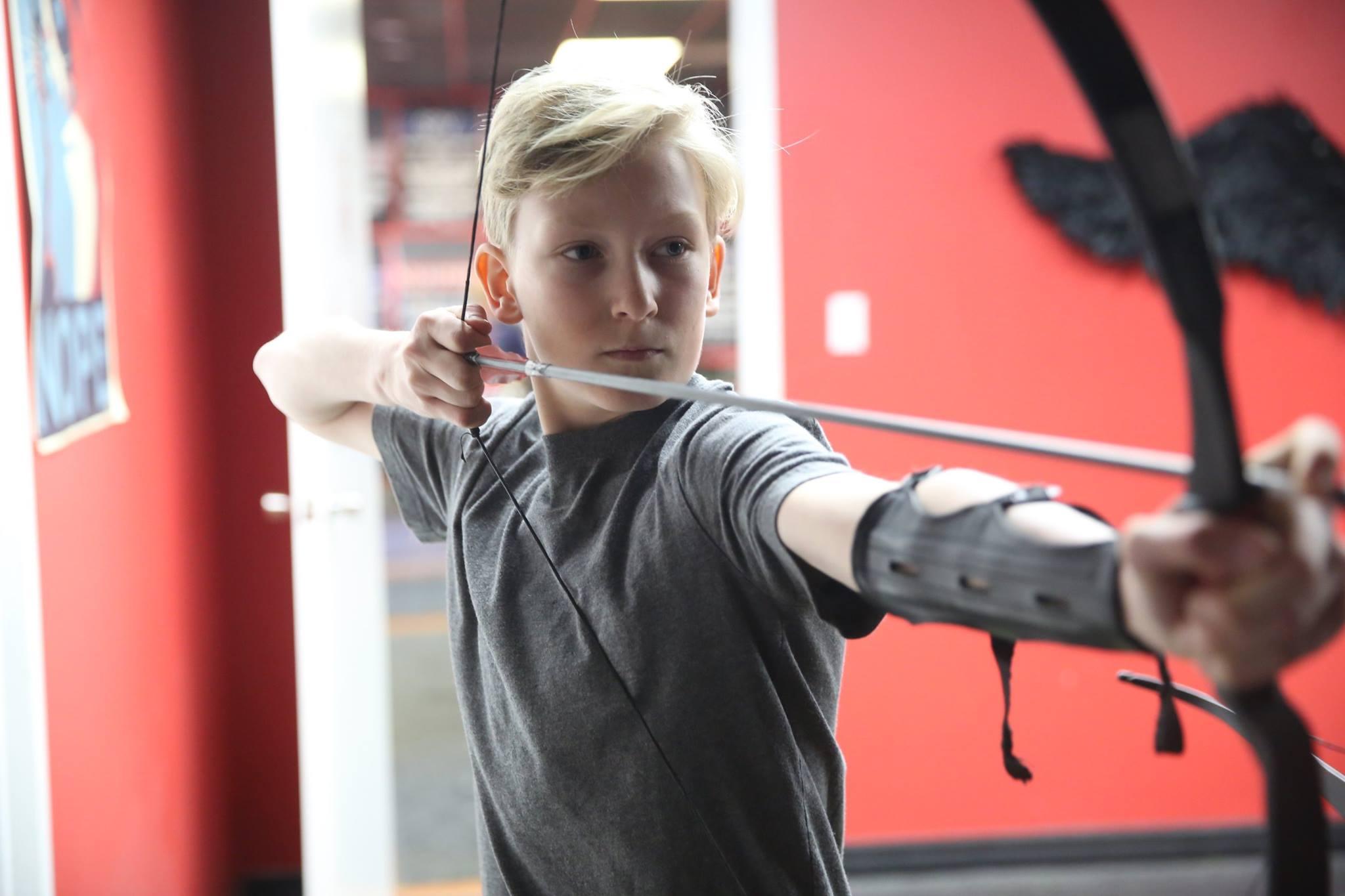 Awaken Battleground Archery Tag Toronto