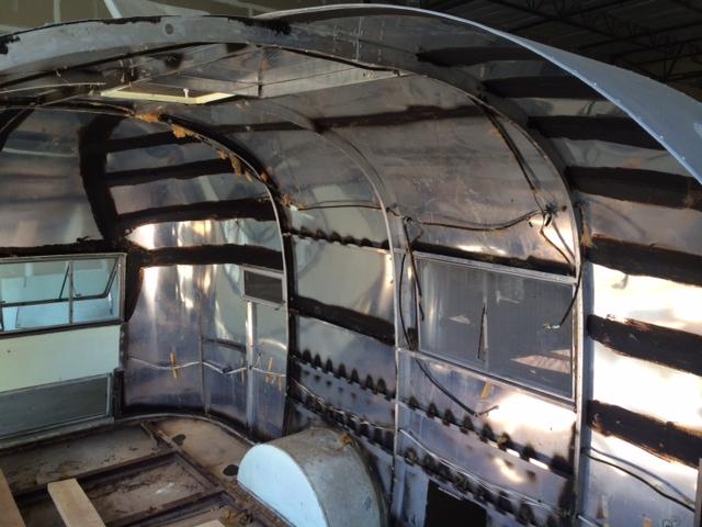 1955 Airstream Bubble