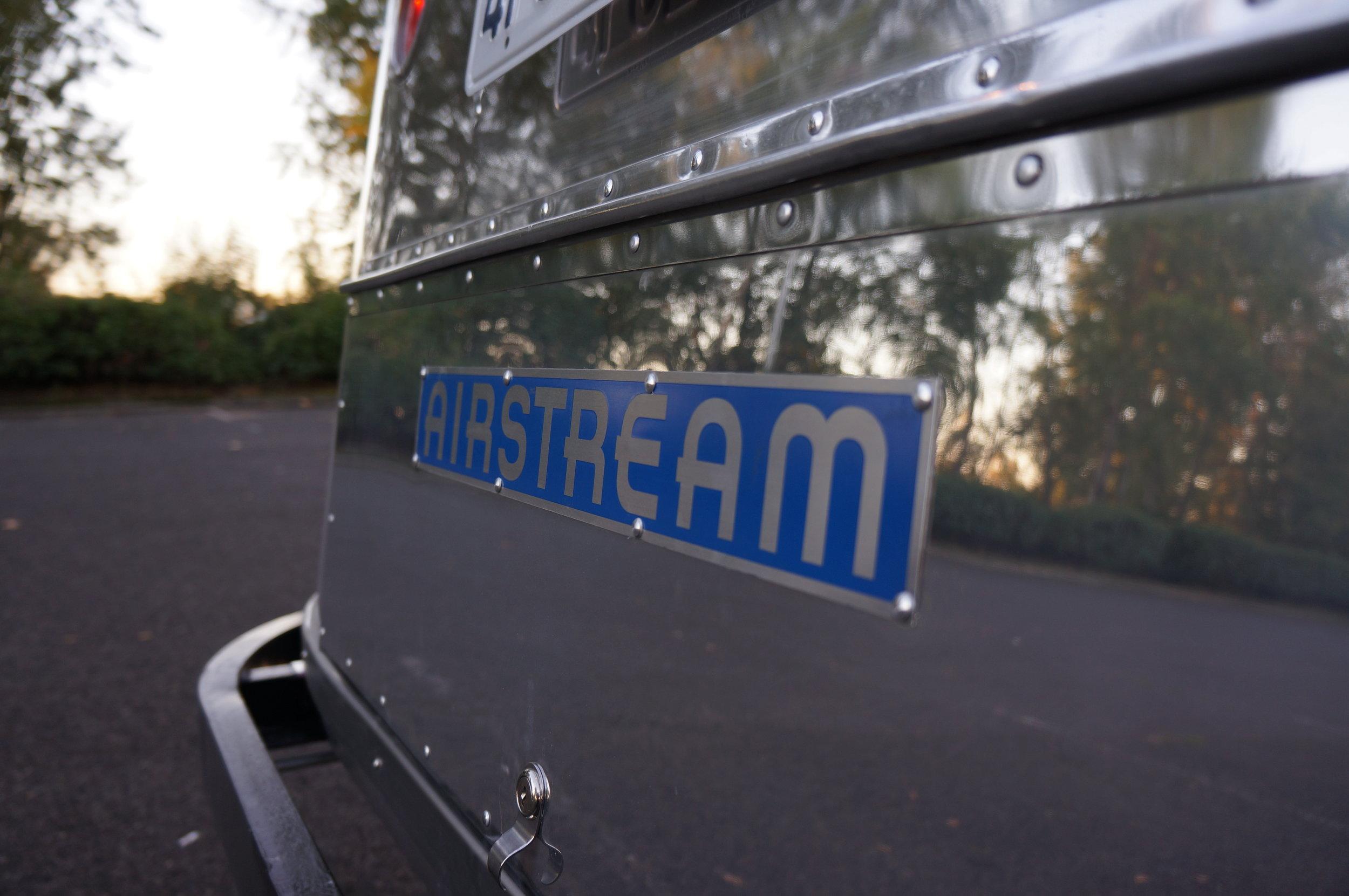 1955 Bubble Airstream