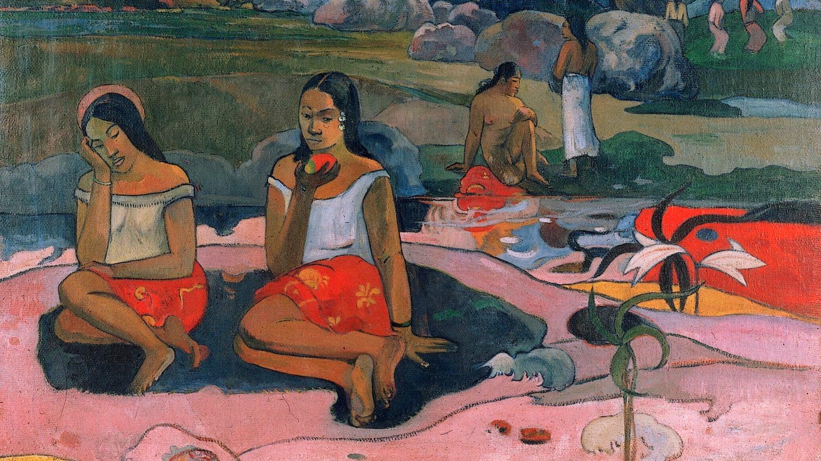 gauguin-haitiennes