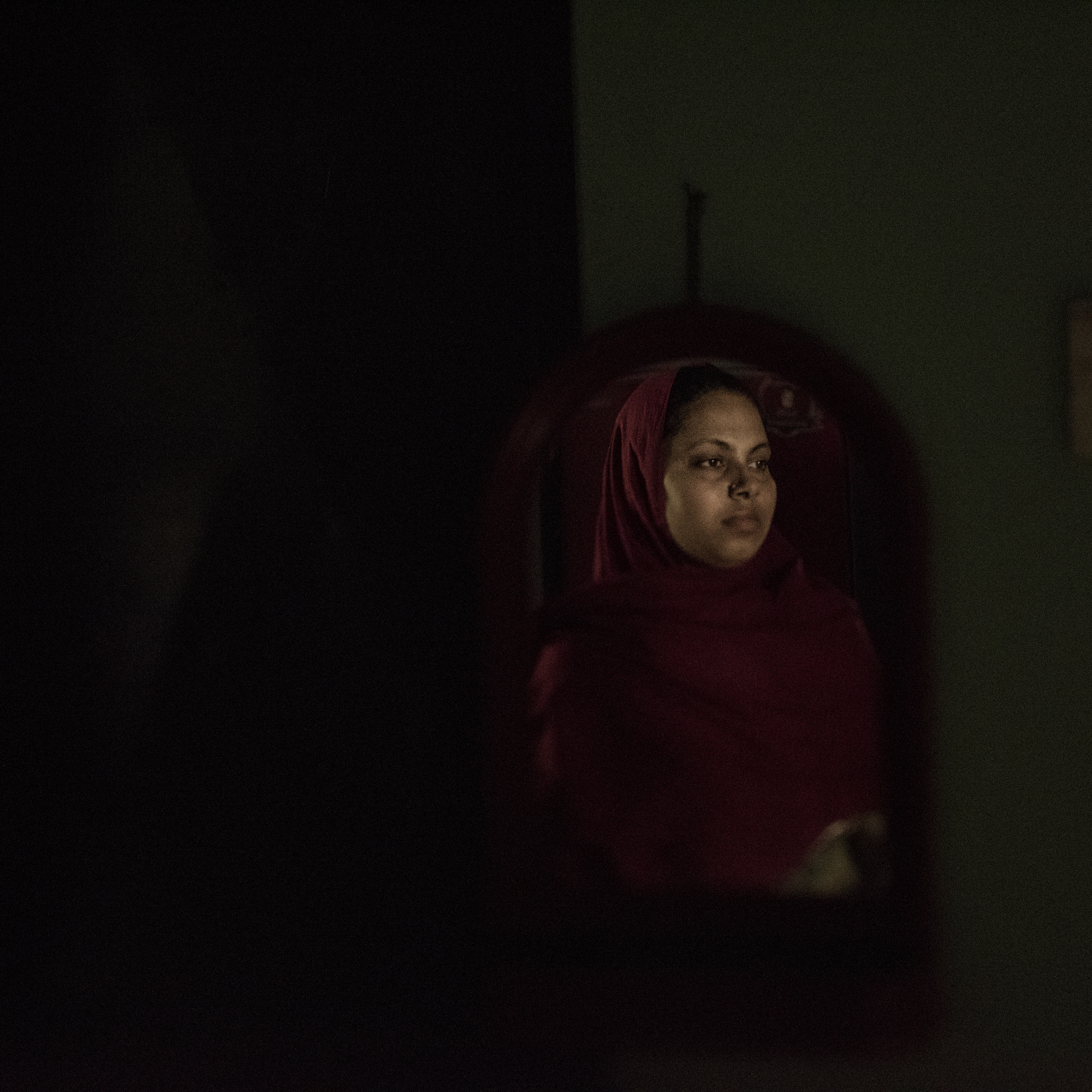 Nazma still sometimes relives the horror through which she had to go in her nightmares
