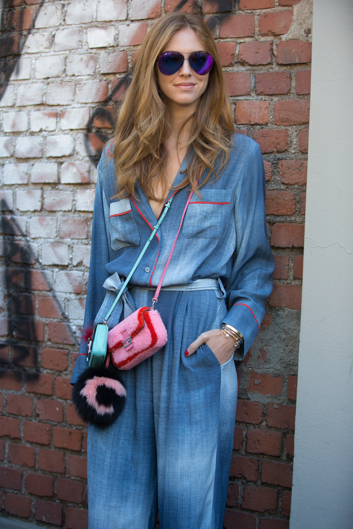 Street Style - Chiara Ferragni