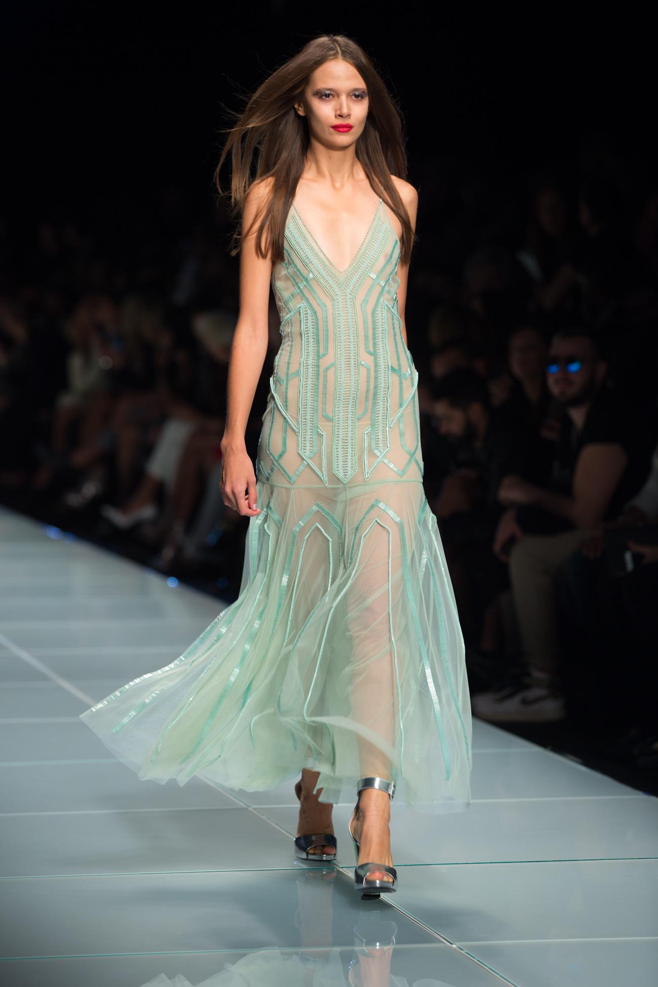 John Richmond, Show Milan Fashion Week SS16