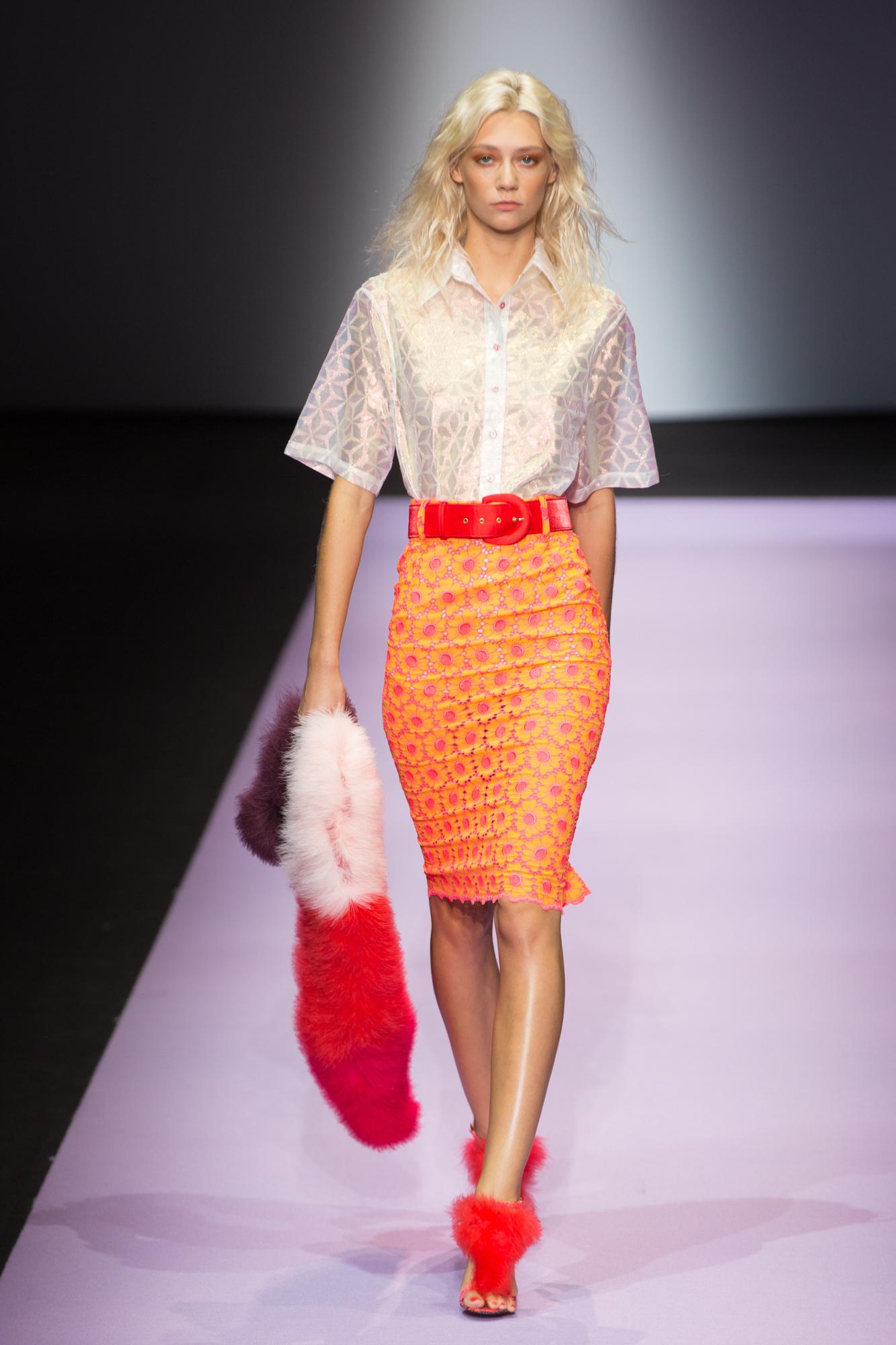 Daizy Shely Show Milan Fashion Week SS16