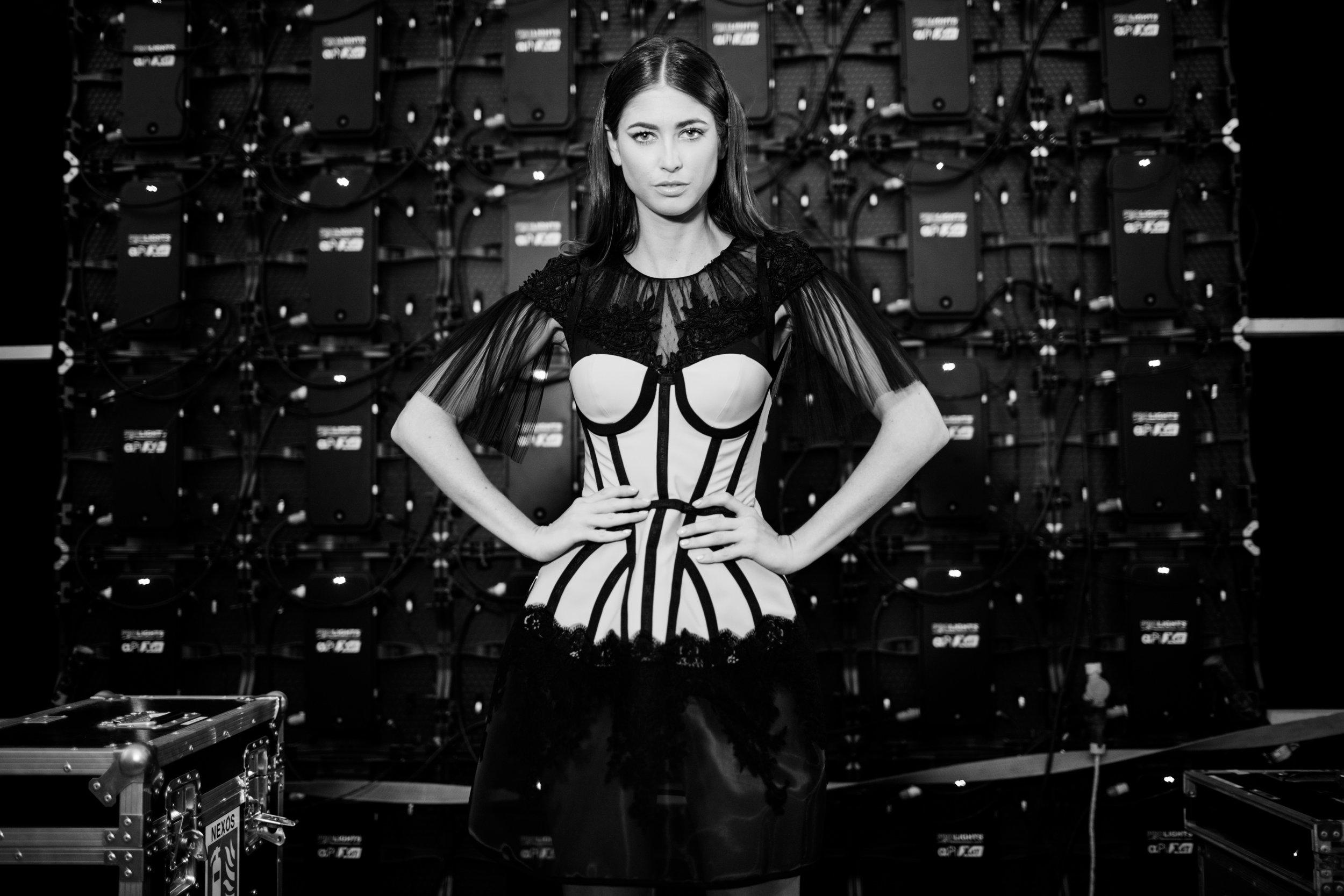 Dizz Fashion Show -Backstage, Malta Fashion Week