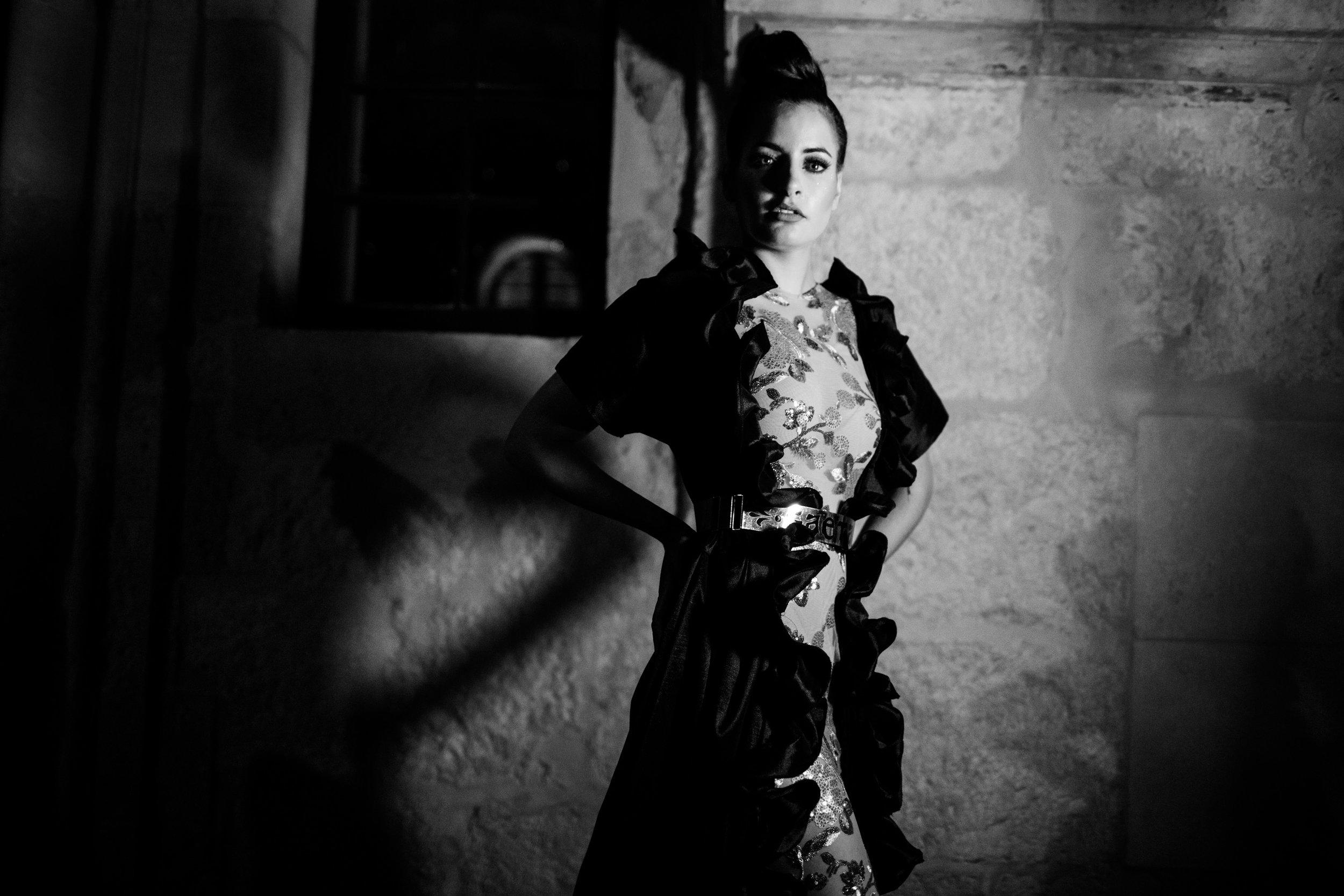 Gaetano Busuttil -Backstage, Malta Fashion Week