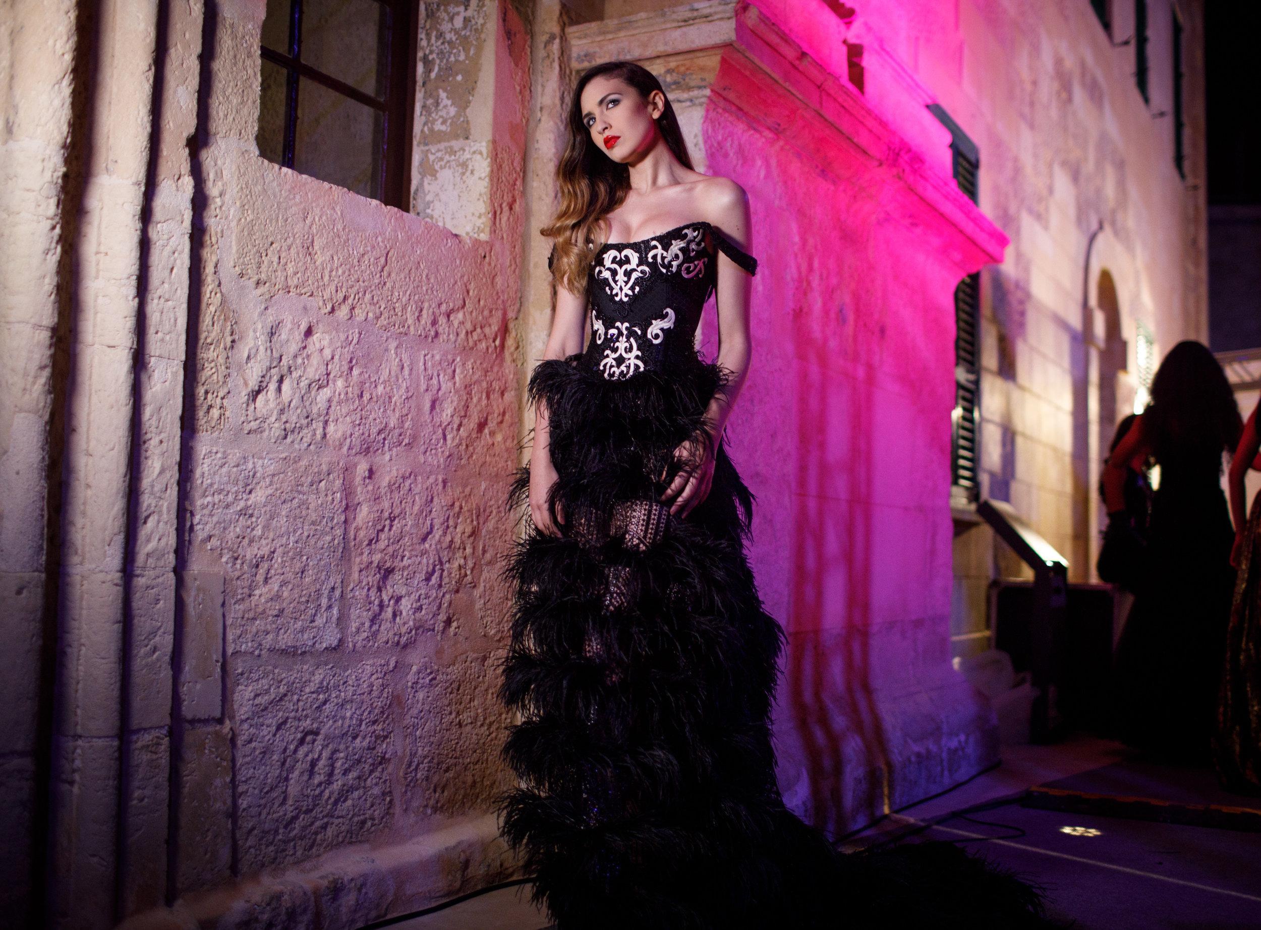 Eymeric Francois -Backstage, Malta Fashion Week