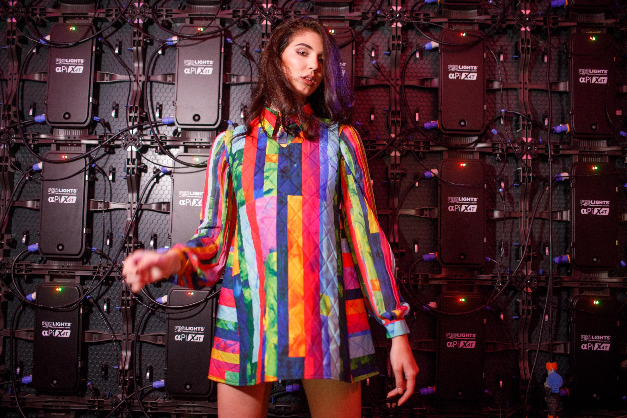 Ocantos -Backstage, Malta Fashion Week