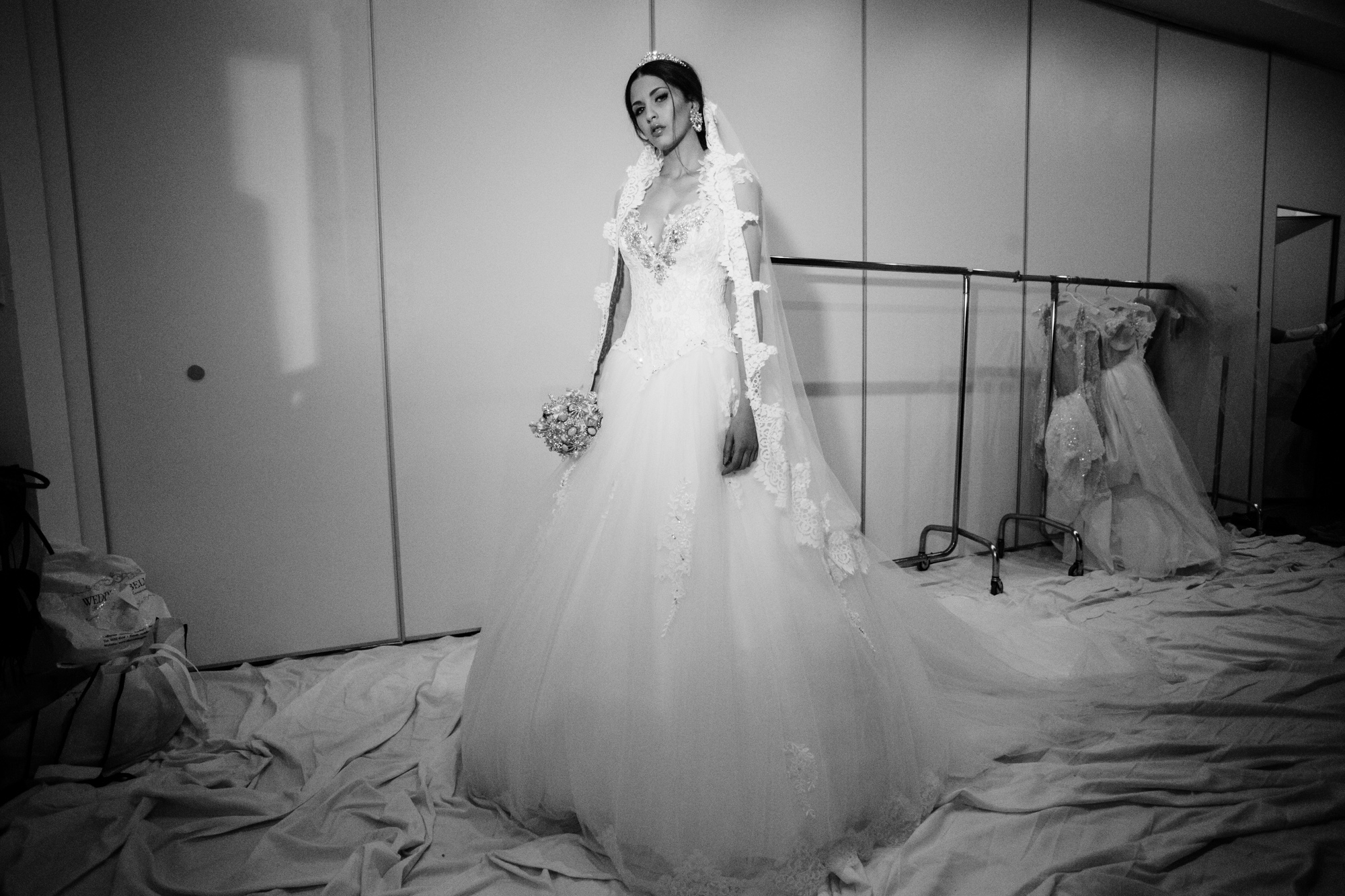 Wedding Bells Backstage - Malta Fashion Week