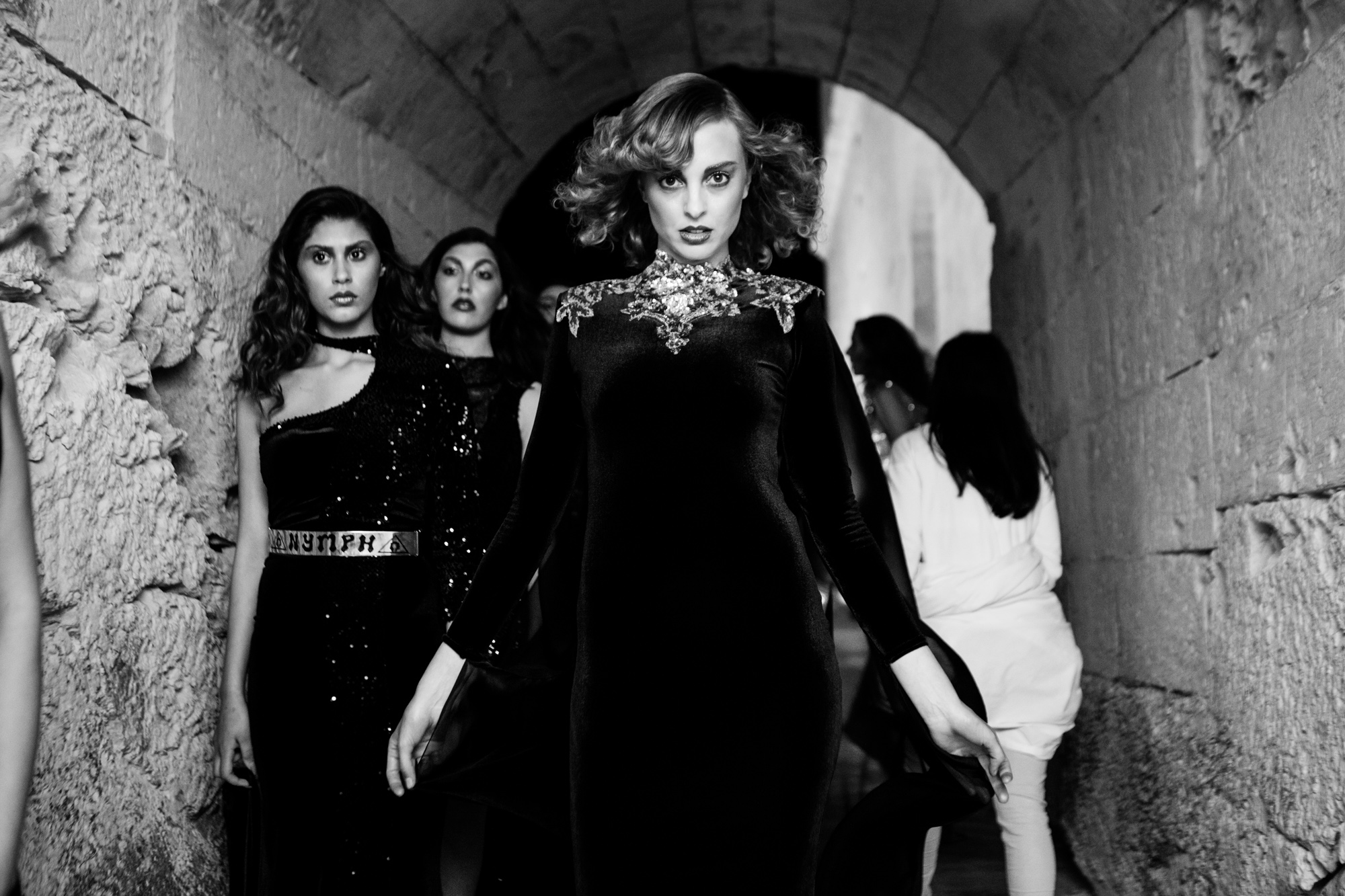 Gaetano Backstage - Malta Fashion Week