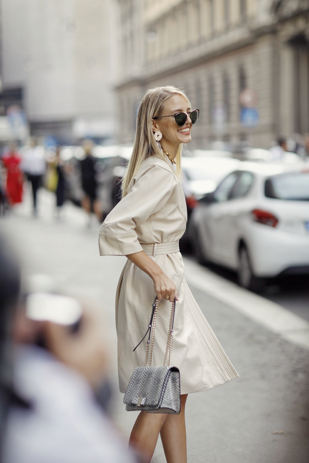 Leonie Hanne, Ohhcouture, Street style