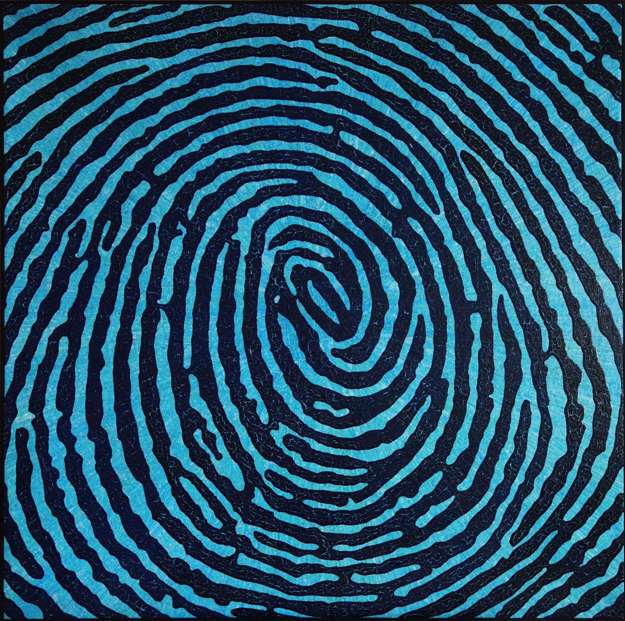 Acrylics on canvas  180x180