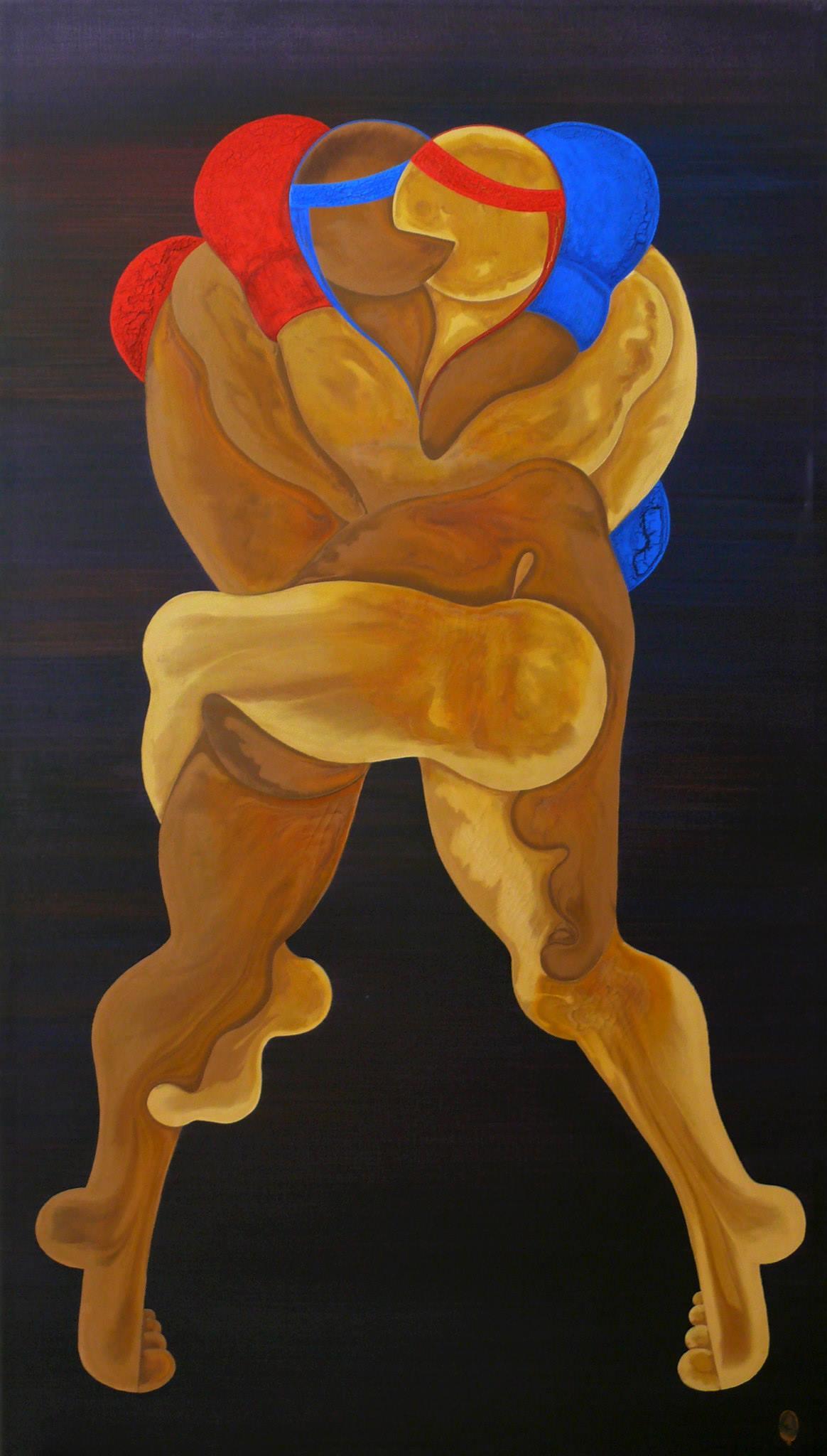 Kiss-boxing