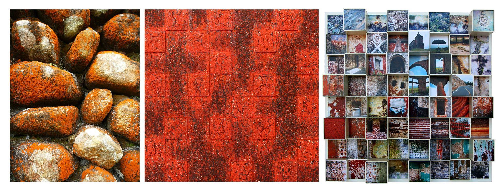 Bokor Mountain: Triptych
