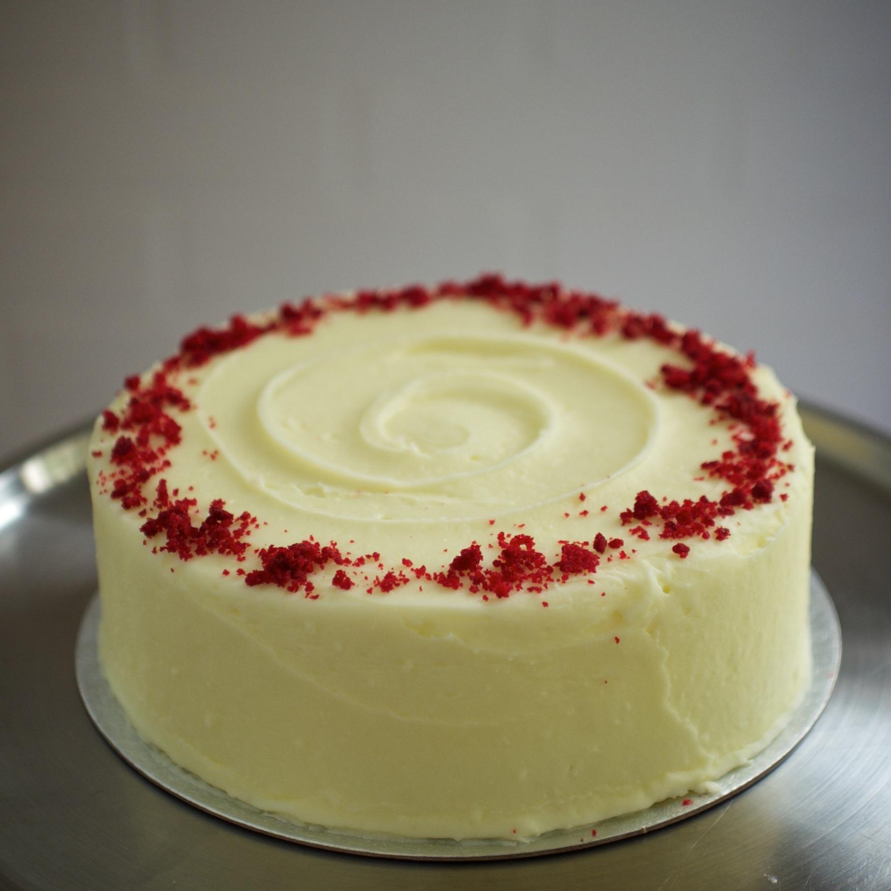 Red Velvet Cake    From £18.00