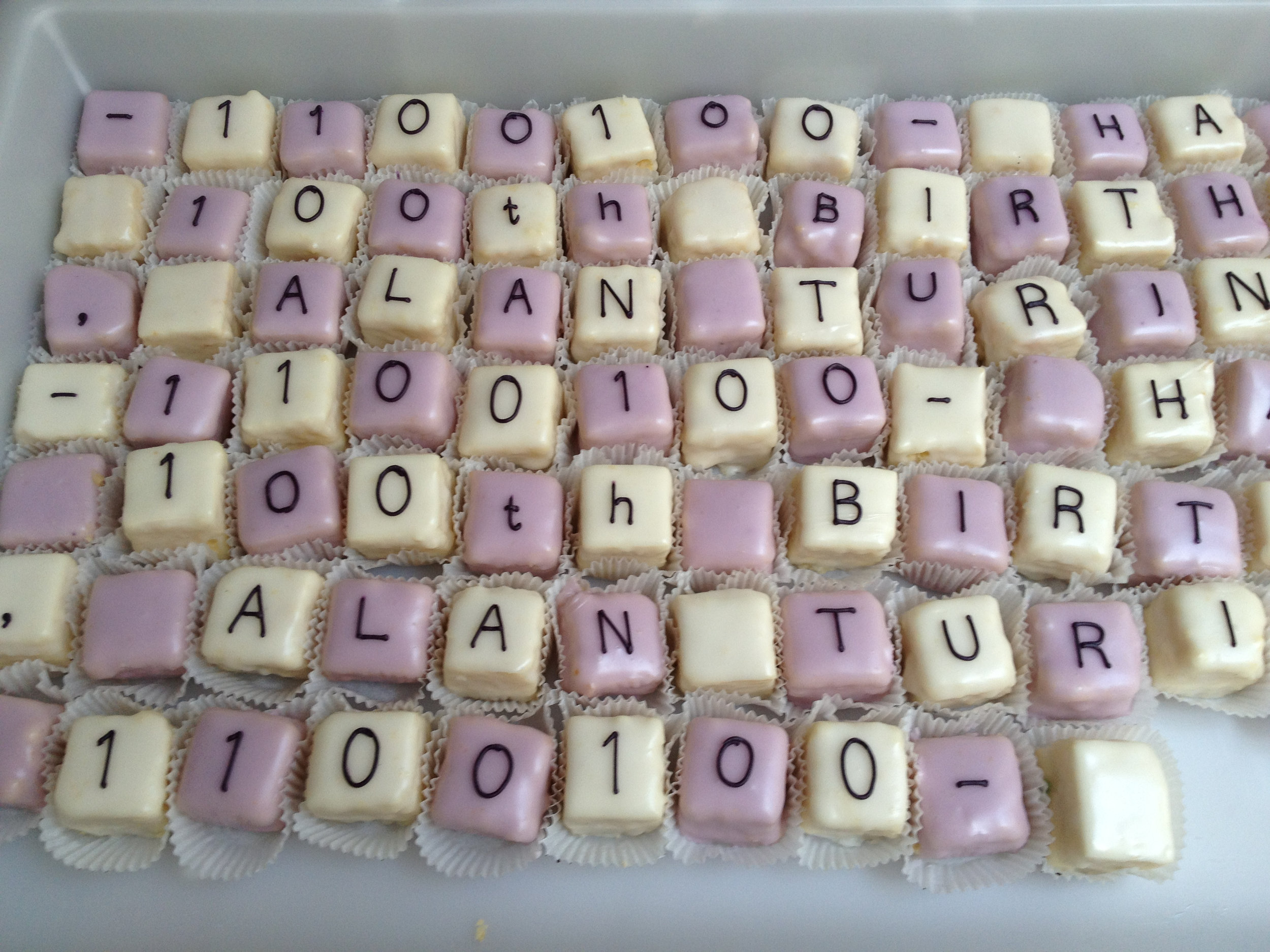 Alan Turing fondant fancies.jpg
