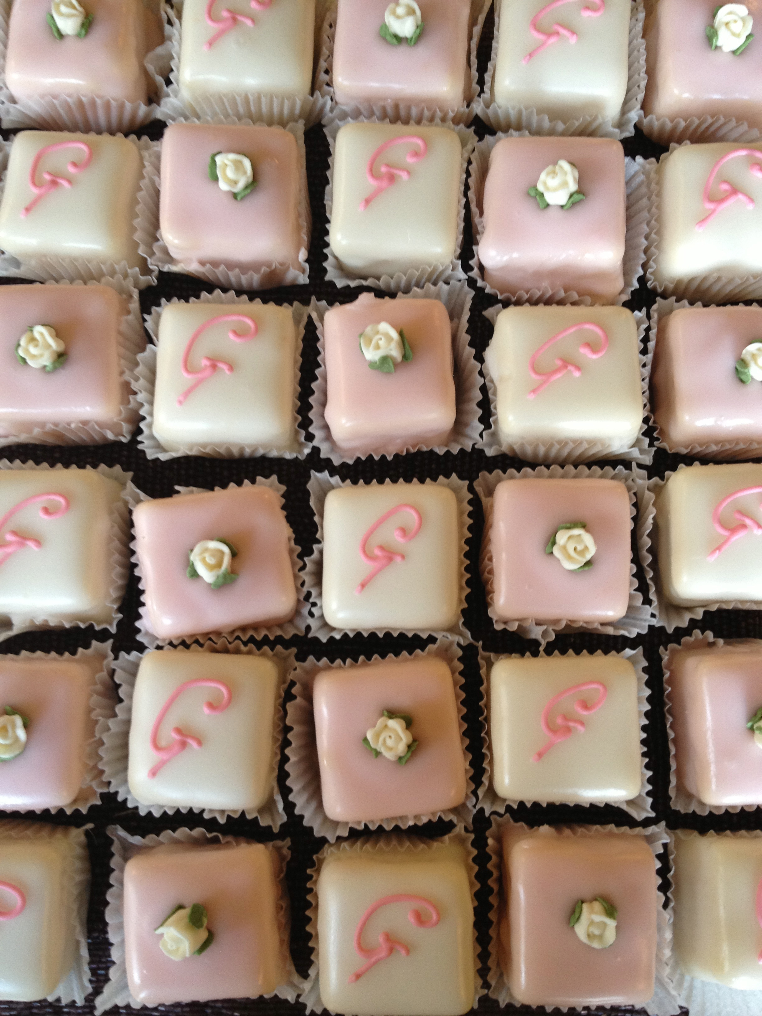 Christening fondant fancies.jpg