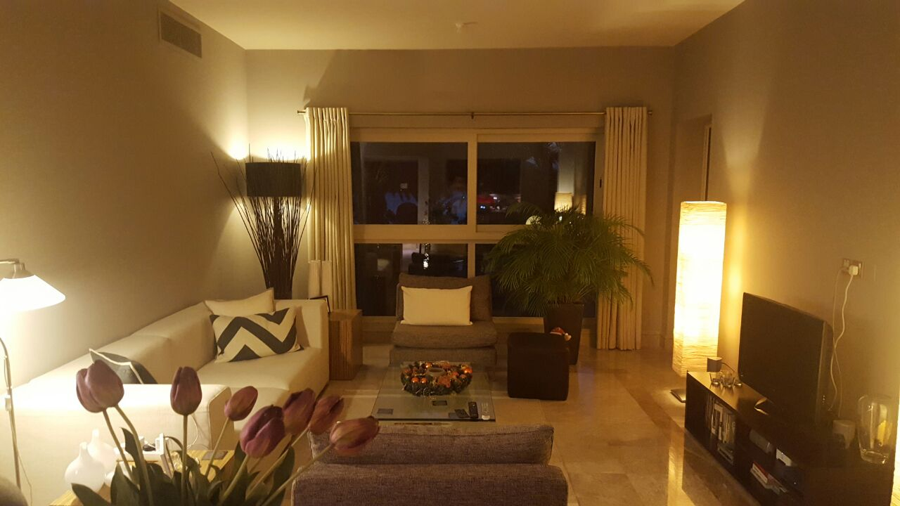Living room - Palm Jumeirah
