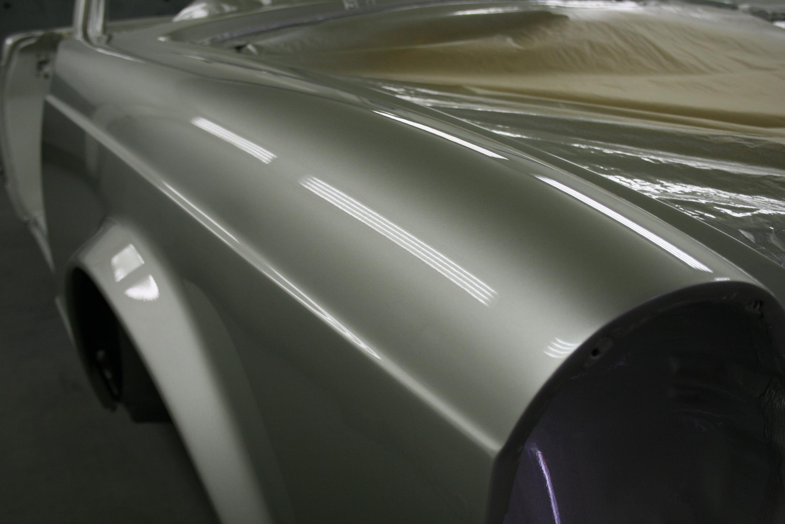 period 60s factory db180 metallic silver...