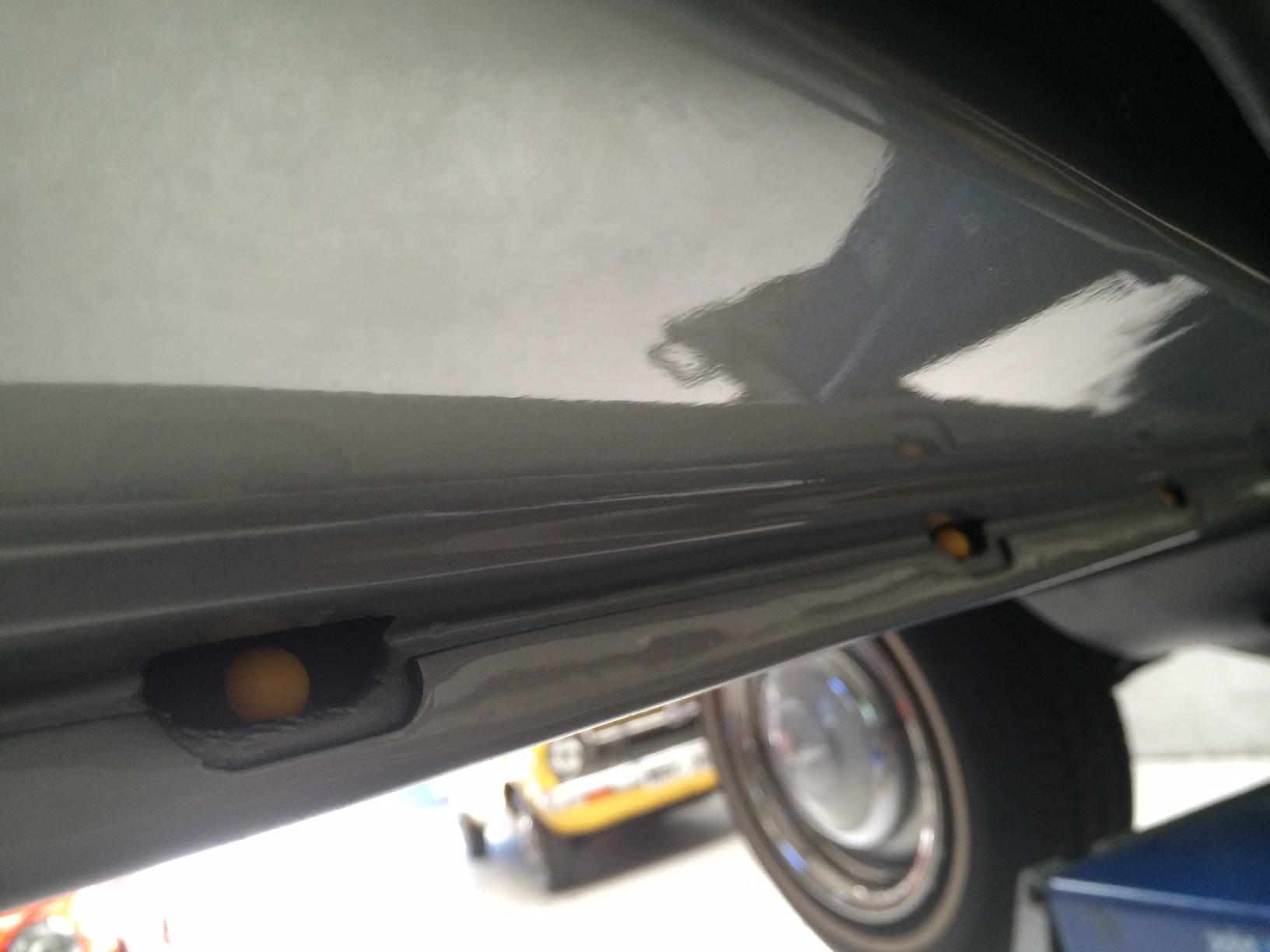 door undersides , new clips etc