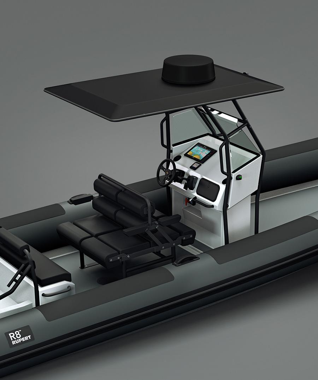 Extra Equipment T-Top