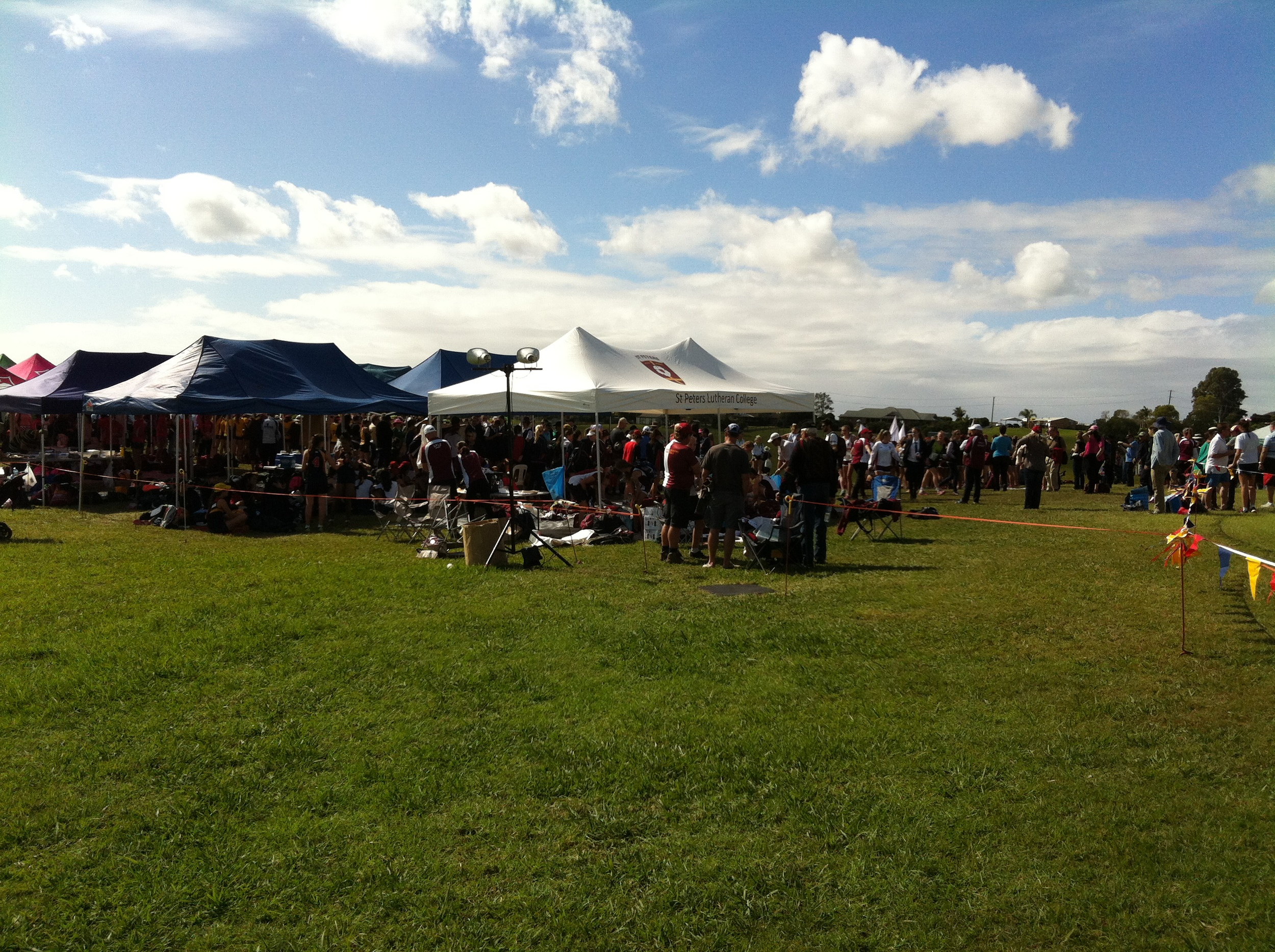 Annual cross country event for QGSSS at Yatala