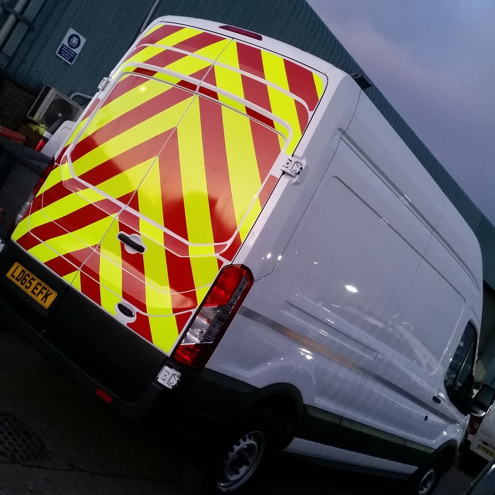 Ford Transit Hi-Roof - Full Chapter 8 Kit