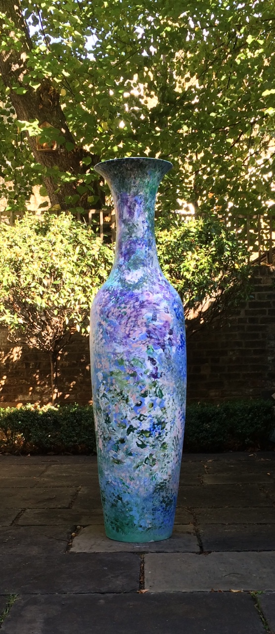 Fiber Glass Urn
