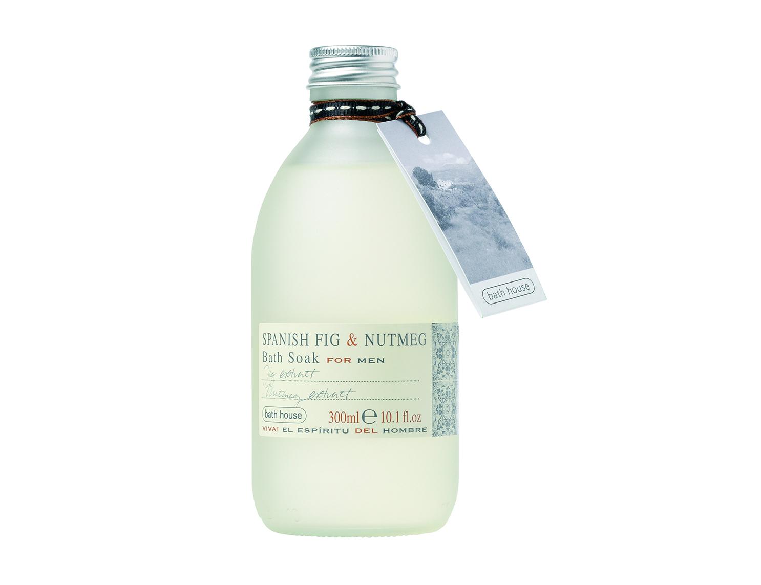 Spanish Fig & Nutmeg Bath Soak  £15.00